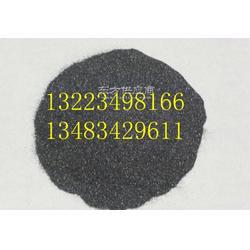 厂家直销喷砂磨料金刚砂 工件除锈耐磨地坪用 金刚砂图片