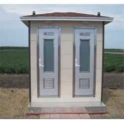 工地移动厕所生产_新乡工地移动厕所_【嘉尔美环保】图片
