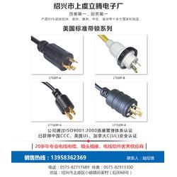 国标电源线-立腾电子-电源线图片