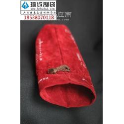 定做纯手工布酒袋-布酒袋制造商-布酒袋厂 璞诚图片