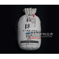 稻花香∑ 棉布大米布袋-棉布束口袋�O�定做�S家≡�D片