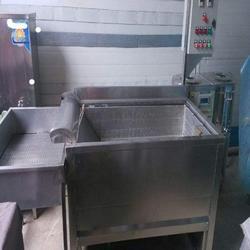 薯条油炸机供货商-海南薯条油炸机-诸城双兴机械图片