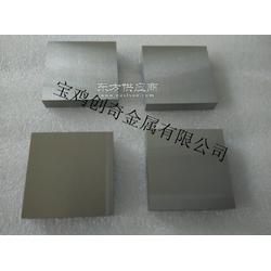 锻造轧制钨板 高密度配重钨片图片