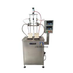 小计量液体称重灌装机 1L5L 防水涂料罐装机图片