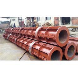 深井管模具厂家、泰安兴达机械、深井管模具图片