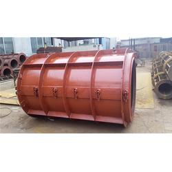 水泥管模具供应商 泰安兴达机械(在线咨询) 水泥管模具图片