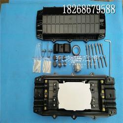 新款72芯光缆接头盒 卧式72芯三进三出光缆接头盒图片