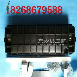 卧式二进二出 光纤接头盒-24芯卧式光纤接头盒