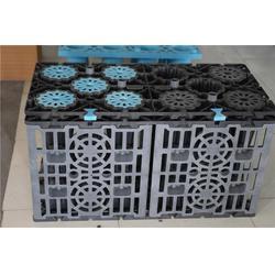 大华塑料(图)_雨水收集模块生产厂家_江西省雨水收集模块图片