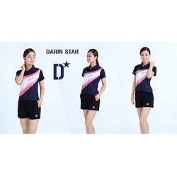 羽毛球运动服定制,达人体育用品(在线咨询),羽毛球图片