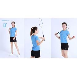 达人体育用品(图)、羽毛球服男短袖、羽毛球服图片