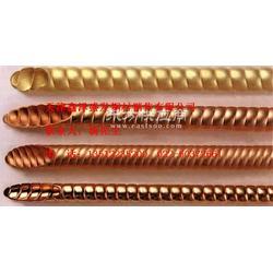供应T2外螺纹紫铜管-一级外螺纹紫铜管供应商图片