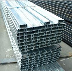 Q235B冷弯槽钢加工冷弯槽钢现货直销Q235B冷弯槽钢图片