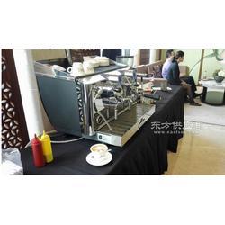 意大利进口商用双头半自动咖啡机VBM威比美DT2电控大型商用图片