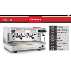 进口飞马 FAEMA E98 S2 双头手控半自动咖啡机商用开店首选图片