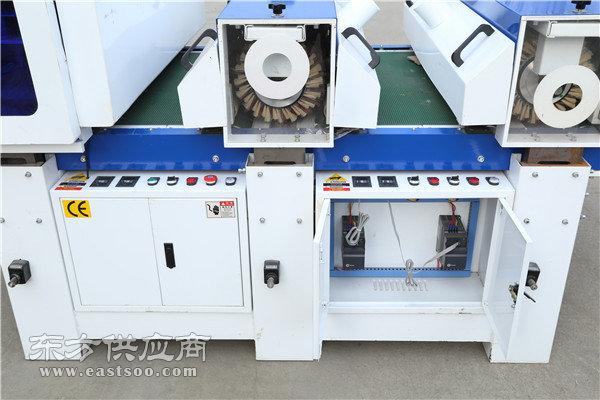洪涛木工机械质量可靠、济南砂光机、砂光机多少钱图片