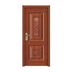 恒星门业信得过单位 烤漆生态门-烤漆生态门图片