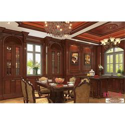 整木家装定制-整木家装-恒星门业优质售后图片