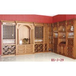 欧式酒柜,恒星门业(在线咨询),酒柜图片