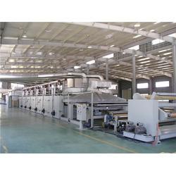 黄冈co2挤塑板生产线-超力挤塑板生产线图片
