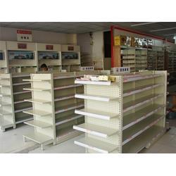 轻型货架多少钱百仕特(图)_轻型货架展示架_轻型货架图片