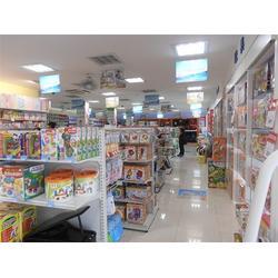 广东母婴货架、母婴货架、百仕特(查看)图片