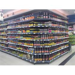 商超货架_百仕特_商超货架 单面货架 超市货架批价格