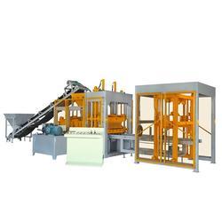 砌块砖机设计之家-砌块砖机-鹏霄机械图片