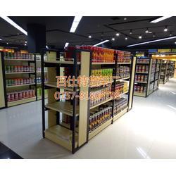 饰品货架公司-新款饰品货架-文具店货架,百仕特图片