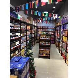 饰品货架定做-百仕特,超市货架摆放-江苏饰品货架图片