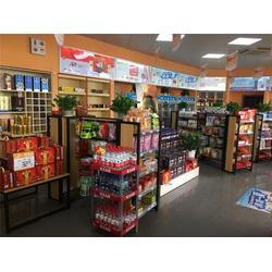 超市货架厂家直销-精品超市货架,百仕特-揭阳超市货架图片