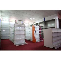 化妆品精品货架、精品货架、百仕特图片