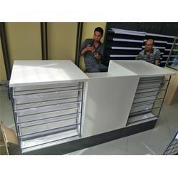 礼品货架厂家-流动式礼品货架-百仕特,商场货架促销图片