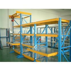 仓储货架生产厂家-楼阁式仓储货架-百仕特、不锈钢货架多少钱图片