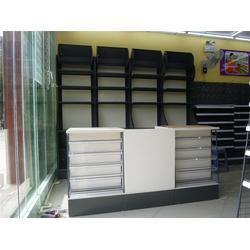 饰品货架厂家-百仕特,超市货架摆放-河源饰品货架图片