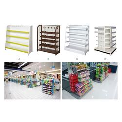 商超货架尺寸-精品超市货架,百仕特-江苏商超货架图片