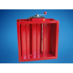 镀锌防火阀-瀚淼环保设备现货供应-镀锌防火阀图片