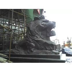 萍乡铜狮子-加工定制铜狮子-铸造厂家(优质商家)图片