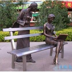 广场大型骑马人城市雕塑-天顺雕塑(在线咨询)四川城市雕塑图片