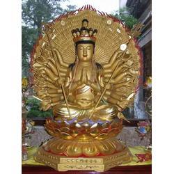 天顺雕塑(图)-观音菩萨铜佛像厂家-泸州观音菩萨图片