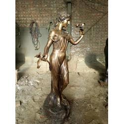 自由女神西方雕塑制作,深圳西方雕塑,雕塑厂家(查看)图片