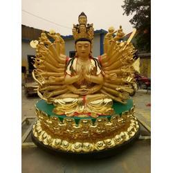 湖北观音菩萨-天顺雕塑-送子观音菩萨铜质图片