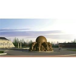 喷水铜龙雕塑制作-铜仁市铜龙雕塑-雕塑厂家(查看)图片