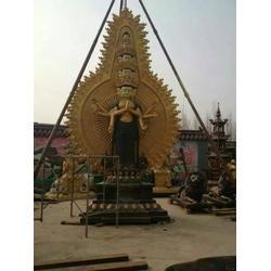 观音菩萨铜雕厂-观音菩萨铜雕-天?#36710;?#22609;(查看)图片