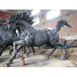 铸铜马雕塑-厂家直销(在线咨询)马雕塑图片