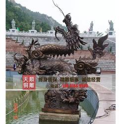 龙雕塑厂家-龙雕塑-天顺雕塑(查看)图片