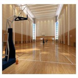 篮球场木地板-立美体育-篮球场木地板图片