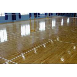篮球馆运动木地板-立美体育-东莞生态园运动木地板图片