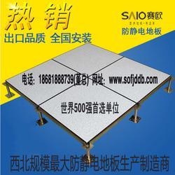 重庆防静电地板-铝质防静电地板-赛欧防静电地板(优质商家)图片