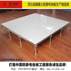 赛欧防静电地板(图),静电地板厂家,陕西防静电地板图片